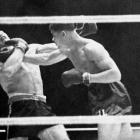 """His six-round destruction of the 6-6, 265-pound former heavyweight champion Primo Carnera, known as """"The Ambling Alp,"""" stamped Louis as a title contender and a major new star. In his defeat of the Carnera, who was viewed as Benito Mussolini's emissary, Louis represented blacks who identified with 'little' Ethiopia in its struggle against the bullying Italian aggressor."""