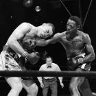 Unfortunately, Louis' retirement did not last. Broke and hounded by the IRS, he returned to the ring after little more than a year to face Ezzard Charles, who had acquired the title Louis had vacated in a decision over Jersey Joe Walcott. Perhaps the greatest light heavyweight of all time (though he never held that championship), Charles was undersized as a heavyweight. Louis, though, was at 36 only a shell of the fighter who had ruled the division for so long, and Charles easily outpointed him.