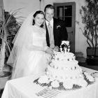 Ralph Kiner and Nancy Chaffee