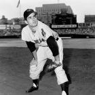 One of just 16 players in MLB history to hit four home runs in a single game, outfielder Rocky Colavito came in from right to pitch the last three innings for the Indians in a 3-2 loss to the Tigers. Colavito allowed three walks, no hits and no runs, with Cleveland starter Hoyt Wilhelm taking the loss.