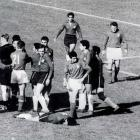 """Chile's 2-0 victory over Italy, infamously called the """"Battle of Santiago"""", was a game marred by various acts of violence that included three separate times when police had to restore peace on the field in order for play to continue."""