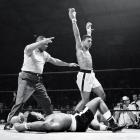 The celebration over Liston continued. In a chaotic ending, Ali was awarded a knockout when Nat Fleischer, publisher of The Ring, informed referee Jersey Joe Walcott from ringside that Liston had been on the canvas for longer than 10 seconds after Ali knocked him down. The bout remains one of the most controversial in boxing history, with many observers insisting that Liston took a dive.