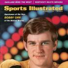 Named SI's Sportsman of the Year for 1970, Bobby Orr proceeded to score a career-high 139 points in 1970-71, winning the second of his three straight Hart Trophies as the NHL's MVP. Orr remains the only player ever to win the Hart, Ross, Norris and Smythe Trophies in the same season (1969-70).