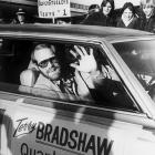 Bradshaw was named Super Bowl MVP in 1978 and '79.