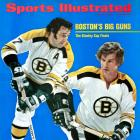 The Conn Smythe was Orr's again as the Bruins beat the New York Rangers for the 1971-72 Stanley Cup. The silverware-winning goal was scored by Orr in Game 6, making him the first player to win the Smythe twice.
