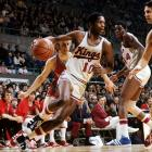 """The season Nate """"Tiny"""" Archibald led the league in scoring and assists — an accomplishment no other NBA player has matched — he dished out an NBA-record 18 assists on Christmas Day against the Bucks."""