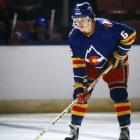 Ramage became a top two-way defender and four-time All-Star who played 15 seasons for eight teams, including Calgary's 1989 Stanley Cup-winner and Montreal's in 1993. He's also the answer to a trivia question: Who put the puck into his own team's net, enabling Billy Smith of the Islanders to become the first NHL goaltender credited with scoring a goal? — Notable picks: No. 2: Perry Turnbull, C, St. Louis Blues | No. 4: Mike Gartner, RW, Washington Capitals | No. 8: Ray Bourque, D, Boston Bruins | Michel Goulet, LW, Quebec Nordiques | No. 48: Mark Messier, C, Edmonton Oilers | No. 69: Glenn Anderson, RW, Edmonton Oilers