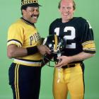 Pittsburgh legends Willie Stargell and Bradshaw were named SI's Sportsmen of the Year in 1979.