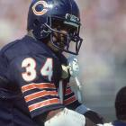 """""""He was a great warrior,"""" Jim Brown said. """"If a guy runs out of bounds because a corner is coming up to get him, that's not my kind of guy. Walter was definitely (my kind of player) because he was a power man. Give me the heart of Walter Payton ... there's never been a greater heart."""""""