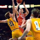 Jason Kidd led the Pilots to back-to-back state titles and was awarded the Naismith Award as the nation's top high school player his senior year. He ranks fifth all-time among high school players in career assists (1,165), and is the national leader in career steals (719) and single-season steals (245 in 1991-92).