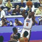 1992 Summer Olympics Group A game vs. Angola