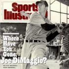 Joe DiMaggio bats during a spring training game against the St. Louis Cardinals on March 11, 1939 at Waterfront Park in St. Petersburg, Fla.  The photo was used for this May 3, 1993 SI Cover containing a piece on how baseball idols like Joltin' Joe have given way to antiheroes like No Way Jose, players perceived as being greedy and aloof.