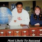 Western High School circa 1994
