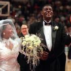 Bob Love and Rachel Dixon