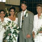 Brett Favre and Deanna Tynes