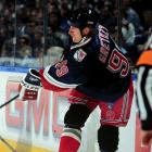NHL legend Wayne Gretzky took an entirely new last name when his Rangers lost to the rival Islanders, 5-3, on Oct. 30, 1997.