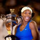 """Serena retook the No. 1 ranking in destructive fashion, beating third-ranked Dinara Safina 6-0, 6-3 in 59 minutes. Said the embarrassed Safina, """"I was just a ballboy on the court today."""""""