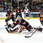 The first goaltender ever drafted No. 1 overall, DiPietro showed flashes of brilliance while battling chronic hip and knee injuries that called his 15-year contract with the Islanders into question.  Following the 2012-13 season, the Isles bought out the remaining eight years on his contract and DP has since retired. — Notable picks: No. 2: Dany Heatley, RW, Atlanta Thrashers | No. 3: Marian Gaborik, RW, Minnesota Wild | No. 118: Lubomir Visnovsky, D, Los Angeles Kings | No. 205: Henrik Lundqvist, G, New York Rangers