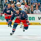 Hampered by a weak supporting cast in Columbus, Nash was slow to deliver on the promise of his league-leading 41-goal season of 2003-04, but his 40-goal, 79-point campaign of 2008-09 was instrumental in the Blue Jackets reaching the playoffs for the first time in their history. He was later traded to the New York Rangers in July 2012 as part of a rebuilding effort by Columbus, and scored 42 goals in 2014-15. — Notable picks: No. 2: Kari Lehtonen. G, Atlanta Thrashers | No. 13: Alexander Semin, LW, Washington Capitals | No. 25: Cam Ward, G, Carolina Hurricanes | No. 54: Duncan Keith, D, Chicago Blackhawks