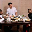 Feb. 2005 at Yao's Restaurant & Bar
