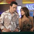 "December 15, 2005 — Filming ""Las Vegas"" episode: ""Urban Legend"""