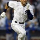 Jeter's 2,000th hit was accompanied by controversy. He hit a ball into the dirt in front of home plate but wound up on second base when Royals catcher Paul Bako made an errant throw. It was ruled a single and an error. Jeter then stole third on the next pitch and later scored on a single by Alex Rodriguez.