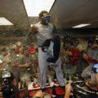 October 28, 2007 — World Series, Game 4