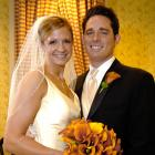 Ian Kennedy and Allison Jaskowiak