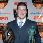 Tim Tebow holds the Disney Spirit Award and the Maxwell Award, given to the nation's best all-around player. Tebow finished 2008 with 2,746 passing yards 42 total touchdowns.