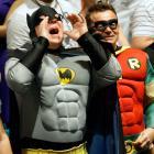 Batman and Sports