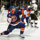 The New York Islanders kept everyone guessing, including Tavares himself, right up until they made him the No. 1 pick. Tavares led the Ontario Hockey League with 58 goals during his final season before the draft and broke Peter Lee's 33-year-old league record of 213 career goals. Tavares scored 24 goals (11 on the power play) and 54 points as an NHL rookie. In 2013, he'd led the Isles to their first postseason appearance since 2007 and earned a nomination for the Hart Trophy as NHL MVP. Tavares finished one point shy of leading the league in 2014-15 with 86. — Notable picks: No. 2: Victor Hedman, D, Tampa Bay Lightning | No. 3: Matt Duchene, C, Colorado Avalanche | No. 6: Oliver Ekman-Larsson, D, Arizona Coyotes
