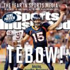 After taking over as Broncos starter following the team's 1-4 start, Tim Tebow guided Denver to six straight victories to push their record to 8-5. Despite losing their last three regular season games, the Broncos won the AFC West and hosted a playoff game against the Steelers.