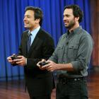 """October 25, 2011 — Filming """"Late Night with Jimmy Fallon"""""""