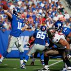 31 of 51 for 510 yards and 3 TDs in 41-34 win over the Tampa Bay Buccaneers.