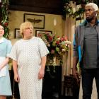 """Bolt's success and playful antics earned him a guest role on NBC's """"Saturday Night Live."""""""