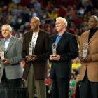 2013 NCAA Tournament Final Four -- Top 15 All-Time March Madness Players honored