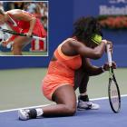 Serena Williams was attempting to become the first player since Steffi Graf in 1988 to complete the calendar Grand Slam. The No. 1 ranked player in the world lost to unseeded Roberta Vinci in the U.S. Open semifinals 2–6, 6–4, 6–4. It was the first Grand Slam in her last five appearances that Williams had lost.