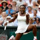 """Without dropping a set all tournament, Serena beat Vera Zvonareva 6-3, 6-2 in the final to pass Billie Jean King on the all-time list. During the trophy ceremony she spotted King in the stands. """"Hey Billie, I got you!"""" she joked. She also hit a then-tournament record 89 aces during the fortnight, a mark she would shatter two years later."""