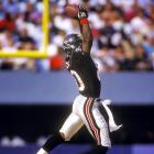Even though Rison's career never measured up to the NFL's elite wide receivers, he proved to be a solid, and sometimes spectacular, player for several teams. His Credentials: Five-time Pro Bowl selection, four-time All-Pro, Super Bowl XXXI champion, made 743 career catches for 10,205 yards and 84 touchdowns, only receiver in NFL history to catch a TD pass for seven teams. Others in Consideration: Percy Harvin (2009, Vikings); Harris Barton (1987, 49ers); Hanford Dixon (1981, Browns); Jack Reynolds (1970, Rams)