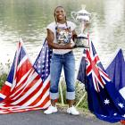 Serena's victory over Venus in the 2003 Australian Open made her the fifth woman to hold all four Grand Slam singles titles simultaneously. The media dubbed it the Serena Slam.