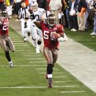 The Tampa Bay defense may not have been the dominant unit it was without Brooks' presence. He wound up being selected to the NFL's All-Decade Team for the 2000s, alongside Ray Lewis and Brian Urlacher at linebacker. His Credentials: Played all 14 seasons with Tampa Bay, 11-time Pro Bowl selection, nine-time All-Pro, Super Bowl XXXVII champion, 2002 Defensive Player of the Year, voted to NFL's 2000s All-Decade Team, 1,715 career tackles and 25 interceptions. Others in Consideration: Darrell Green (1983, Redskins); Ezra Johnson (1977, Packers); Trevor Pryce (1997, Broncos)