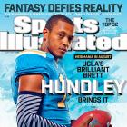 August 4, 2014 | UCLA quarterback and Heisman Trophy hopeful Brett Hundley passed up NFL riches to try to lead the Bruins back to national prominence.