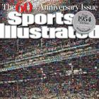 August 11, 2014 | With over 3,000 covers spanning the last seven decades, Sports Illustrated's 60th anniversary issue pays tribute to the readers as the cover features a mosaic with thousands of reader submitted photos.