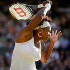 Serena lost 7-5, 6-4 to Venus in the finals at Wimbledon in 2008.