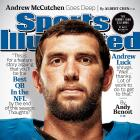 September 8, 2014 | The case can be made that Indianapolis Colts quarterback Andrew Luck is already one of the NFL's best at his position. Just don't tell him that.