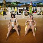 Scenes from the Beaches in Brazil