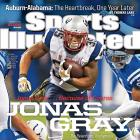 November 24, 2014 | The Patriots may have a found another diamond in the rough, this time with undrafted running back Jonas Gray, who ran for 199 yards and 4 touchdowns in a Monday night victory over the Colts.
