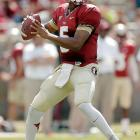 6. Florida State vs. Oklahoma State in Arlington, Texas (Aug. 30, 8 p.m., ABC): ABC's first Saturday night prime-time showcase is relevant for two reasons: It's the defending national champions' season opener, and it provides the first glimpse of what to expect in Winston's redshirt sophomore campaign. The Cowboys are coming off a 10-3 season, but they'll head into an already daunting matchup without most of their top contributors from last year's top-10 defense. That includes cornerback Justin Gilbert, who was selected in the first round of the 2014 NFL draft. That doesn't bode well against a 'Noles' offense that returns Winston, Greene and five senior starters on the offensive line.