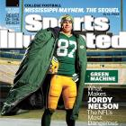 December 1, 2014 | Big, strong and fast, Jordy Nelson is perhaps the NFL's best deep threat and undoubtedly one of the league's best receivers, even though he hasn't always been recognized as such. On pace to finish atop the franchise's all-time leaders in receptions and receiving yards, Nelson, who's on this week's SI cover, is a solid bet to make his first Pro Bowl this season, and he's helped the Packers (8-3) become a Super Bowl contender once again.