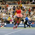 Serena wins the U.S. Open against Victoria Azarenka in 2013.